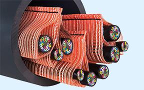 OptiCell® 繊維インナーダクト