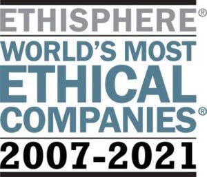 世界で最も倫理的な企業